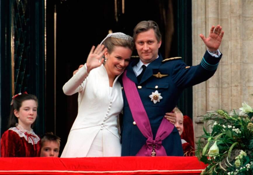 Jeunes mariés, 1999