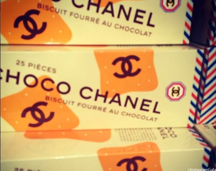 Des bonbons Chanel!