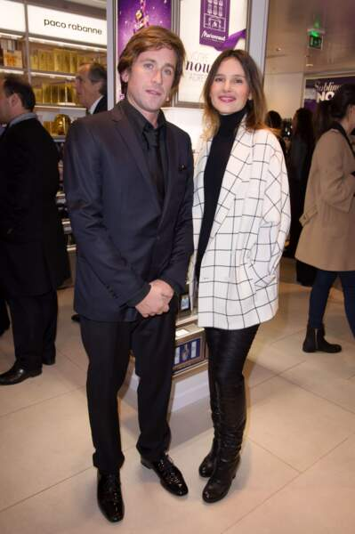 Thomas Dutronc et Virgine Ledoyen