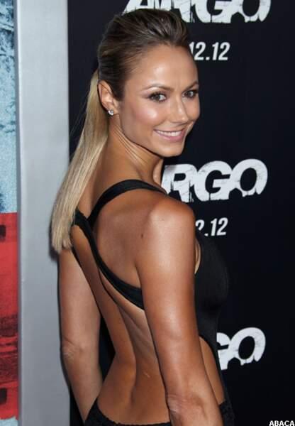 La femme Ascétique comme le top Anja Rubik, Victoria Beckham ou Stacy Keibler, la petite amie de George Clooney…