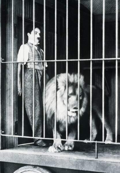 Charlie Chaplin Le Cirque 1927
