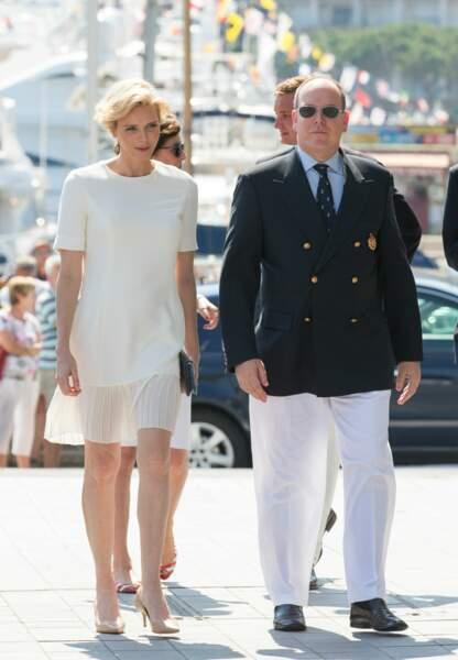 Le couple princier est marié depuis 2011 (c) Abaca