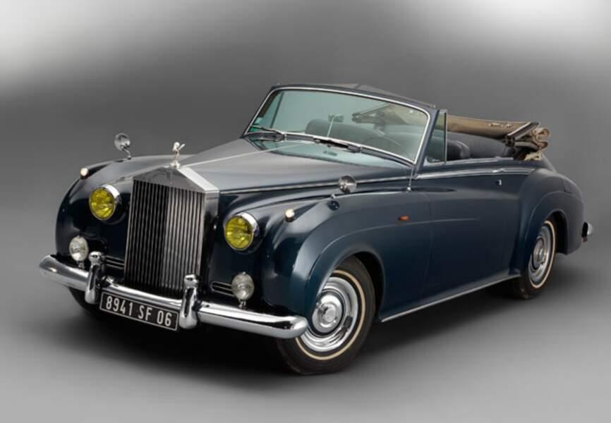 La Rolls Royce de Charles Aznavour et Brigitte Bardot estimée entre 260 et 360 000€