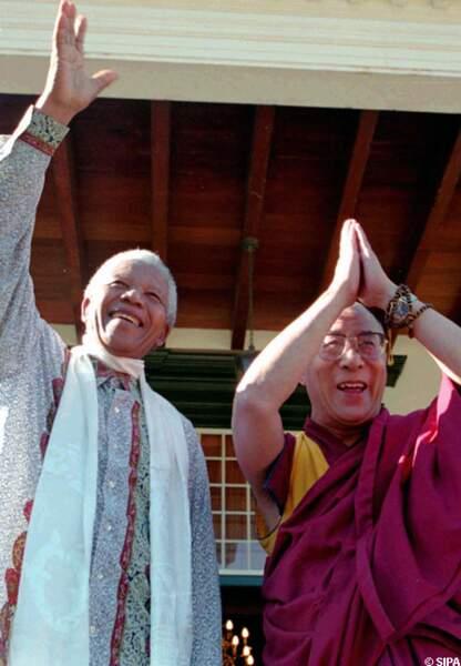 et le DaLaï Lama