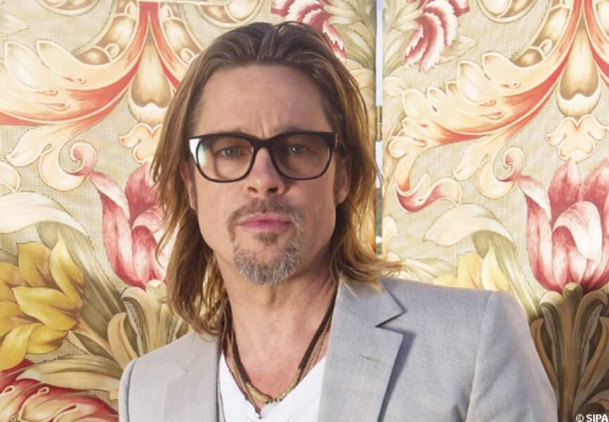 Brad Pitt au festival de Cannes de 2012