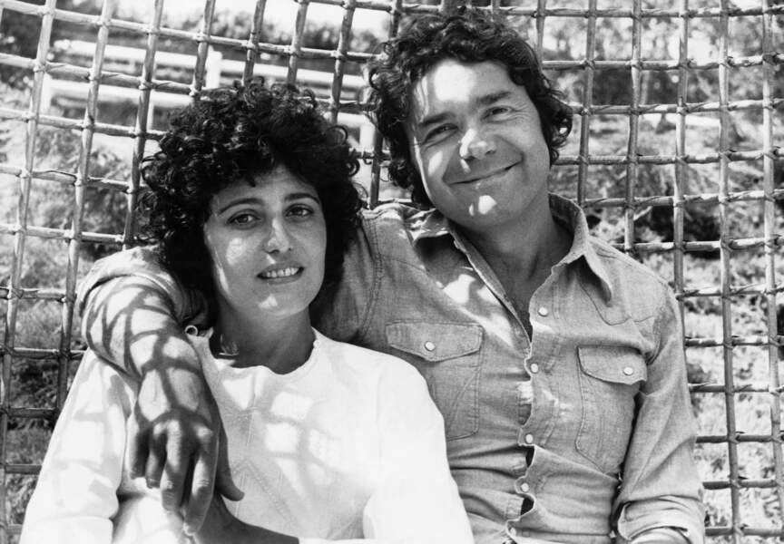 Pierre et sa femme Rebecca, en 1973, se reposent dans leur maison de Nangis en Seine-et-Marne