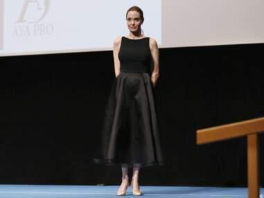 Angelina Jolie au Japon