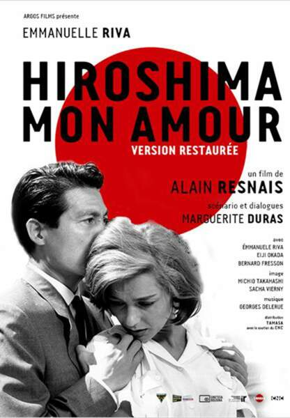 1959: Hiroshima mon Amour