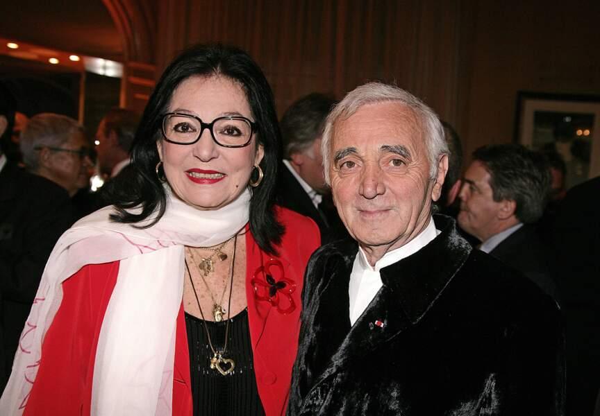 En 2009, Aznavour reçoit un trophée au MIDEM, récompensant sa carrière.