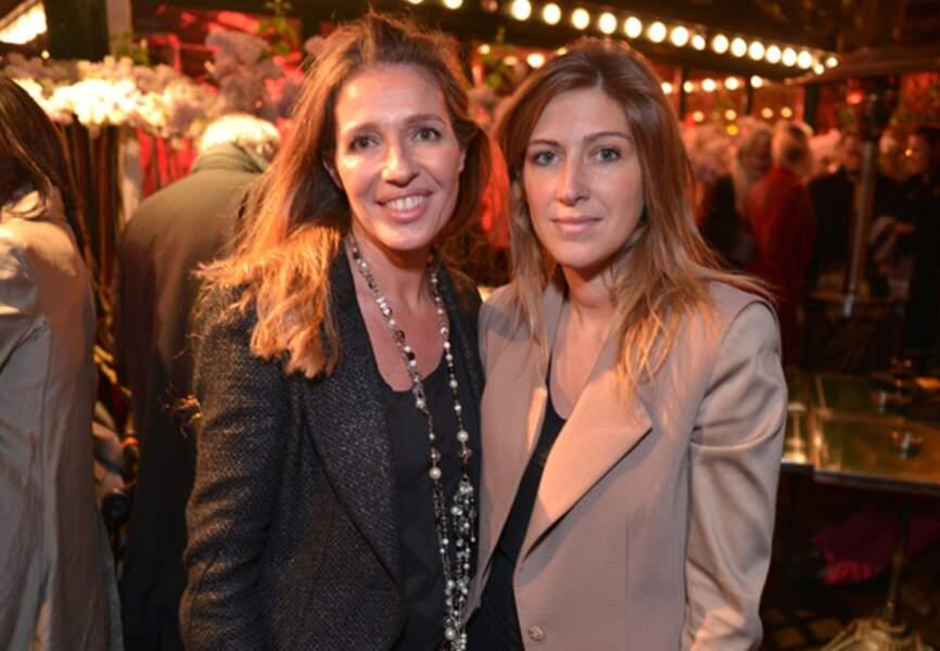 Carole Chrétienot et Amanda Sthers