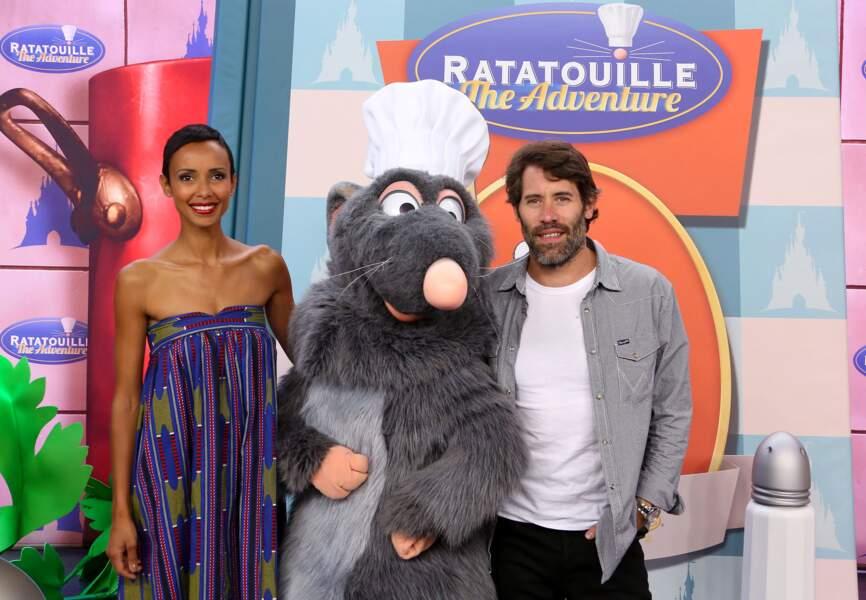 Sonia, Rémy et Jalil