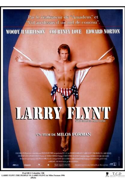 Larry Flint, de Milos Forman, 1996