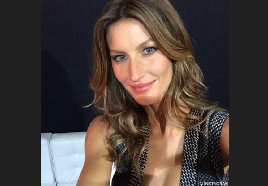 Gisèle Bundchen, toujours sexy