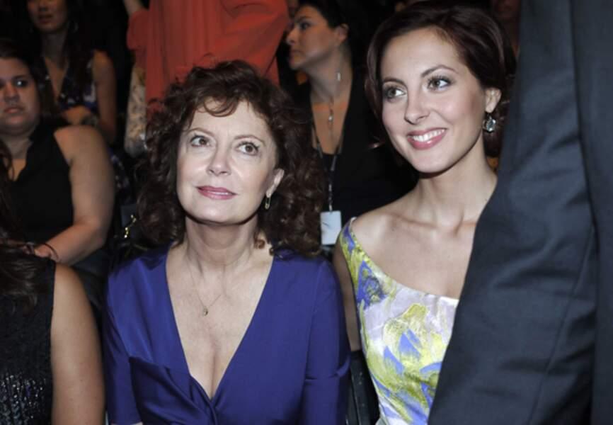 Susan Sarandon et Eva Amurri