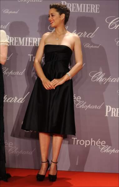 Au Trophée Chopard en 2009