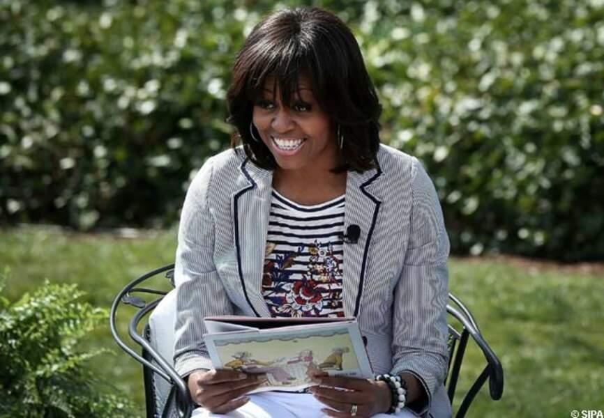 Instant lecture avec Michelle