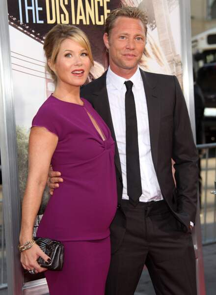 Christina Applegate, l'amour plus fort que tout