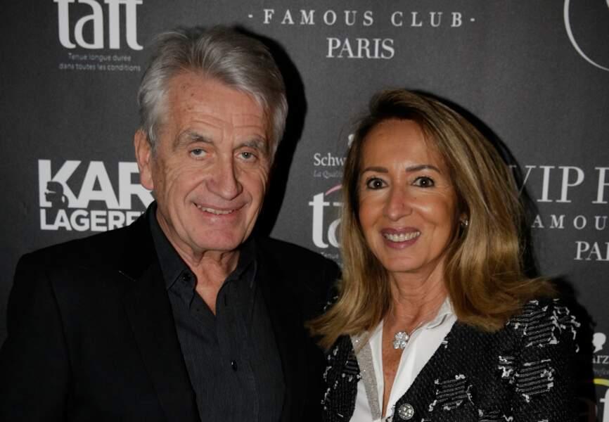 Gilbert et Nicole Coullier