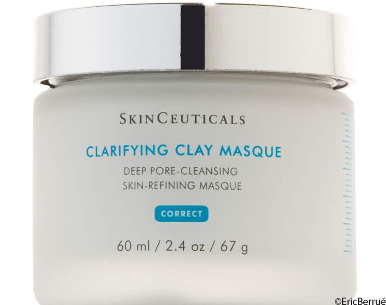 (7) : Clarifyng Clay Mask de Skin-Ceuticals