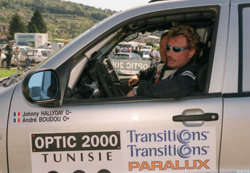 Participe au rallye Optic 2000 en Tunisie