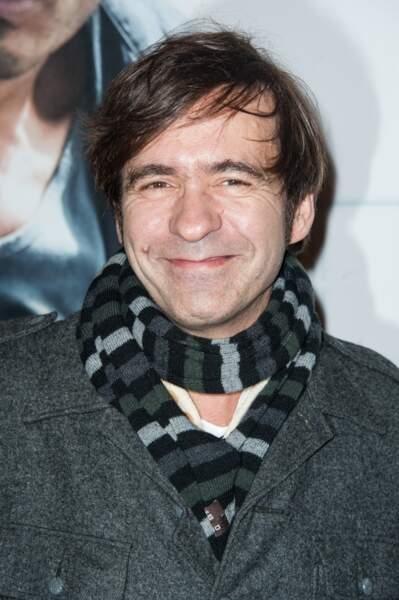 Thierry Samitier, acteur dans la série Nos Chers Voisins