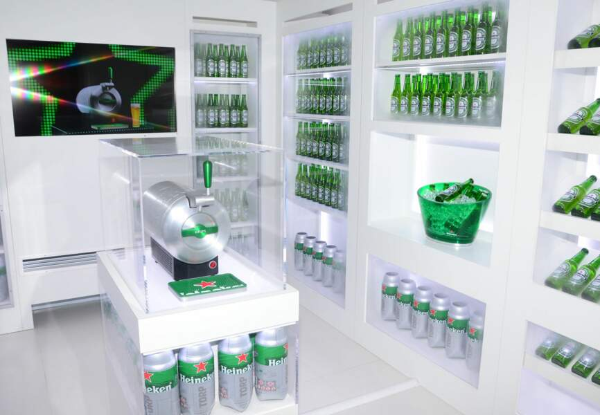 The Subroom by Heineken