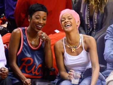 Coiffure de star : Mignonne allons voir Rihanna…