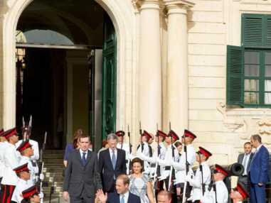 Gala.fr - Visite du Prince William à Malte