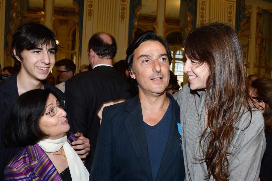 Difficile de dire si Ben tient plus de son père Yvan Attal que de sa mère Charlotte Gainsbourg