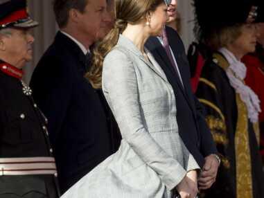 Princesse Kate reçoit le couple présidentiel de Singapour