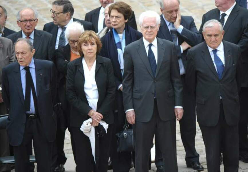 Michel Rocard, Lionel Jospin, Jean-Pierre Raffarin