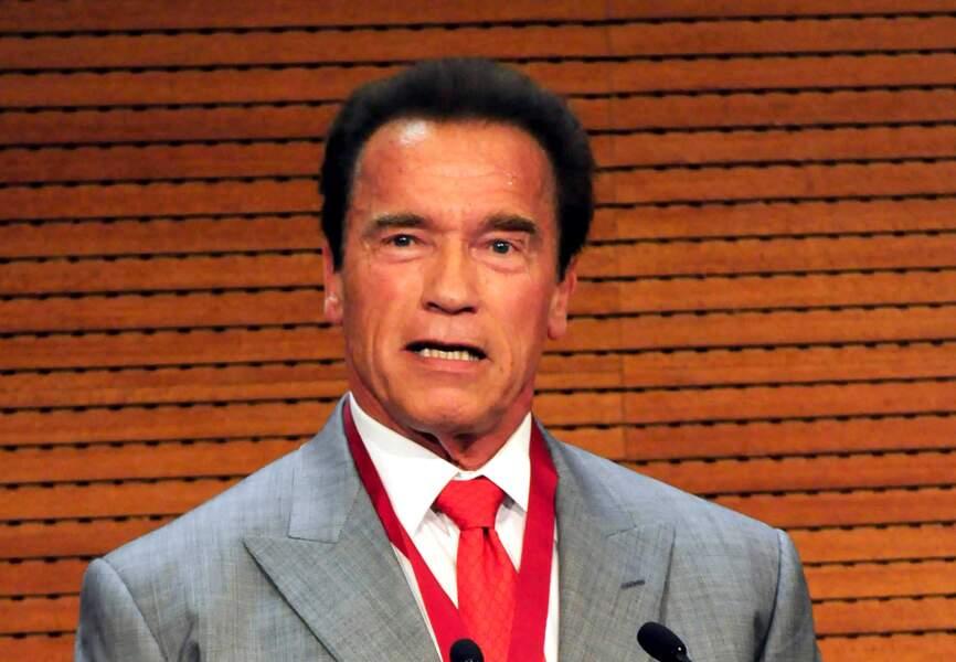 Arnold Schwarzenegger, culturisme