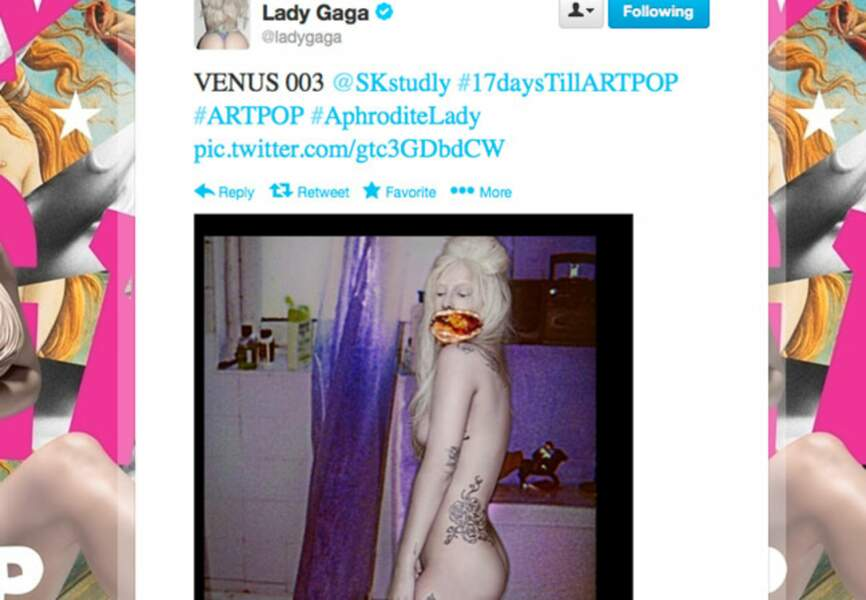 Lady Gaga aka la reine de la provoc