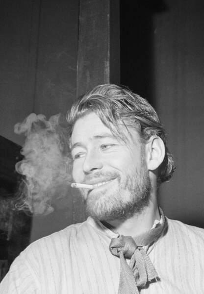 Peter O'Toole en 1963
