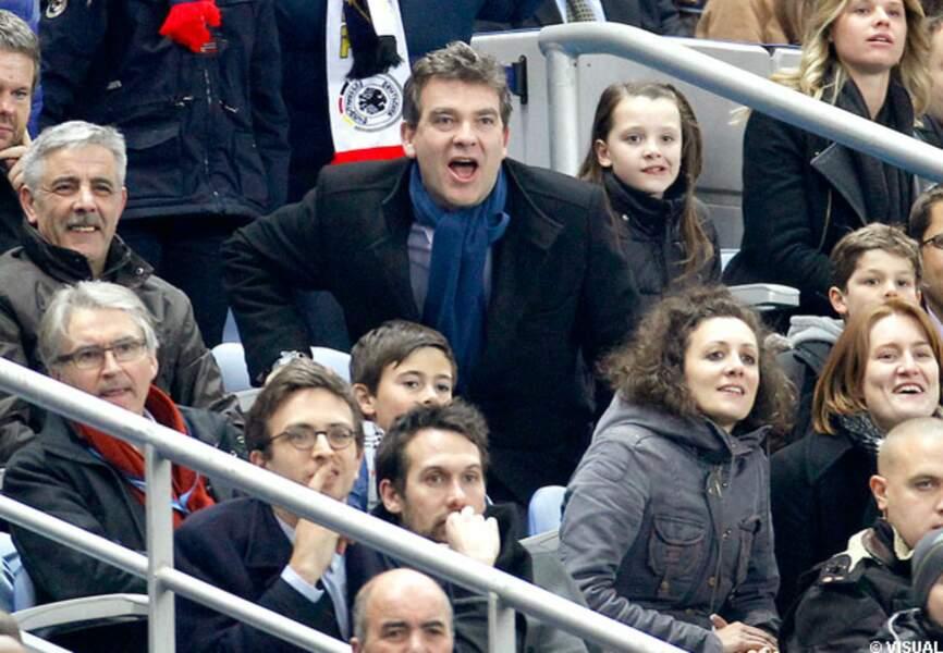 Le ministre du redressement productif Arnaud Montebourg