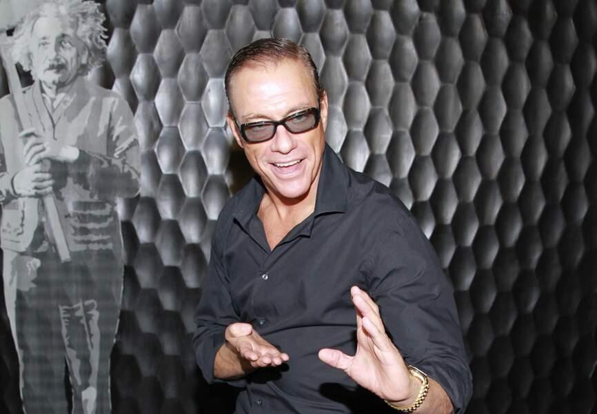 Jean-Claude Van Damme, arts martiaux