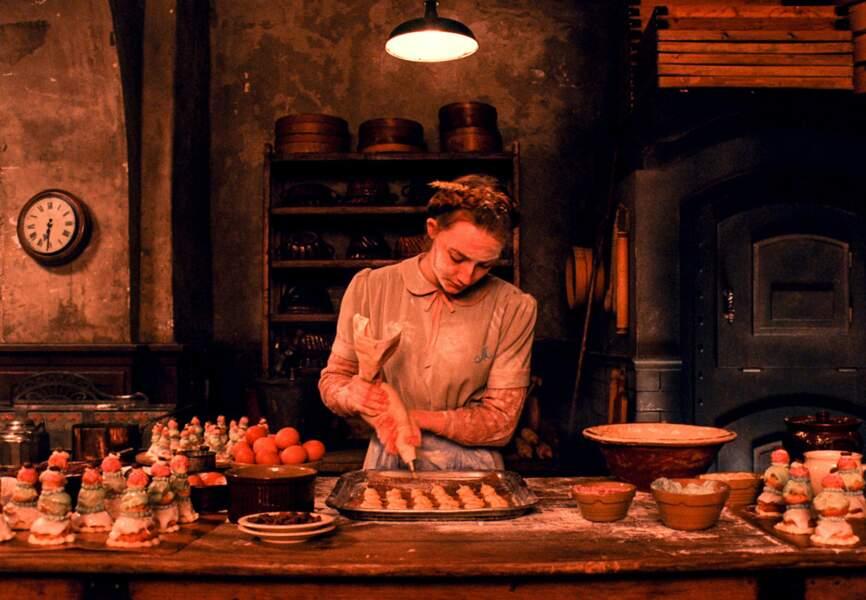 L'actrice irlandaise Saoirse Ronan avait été nommée à l'Oscar alors qu'elle n'avait que 13 ans