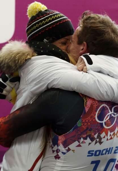 L'Allemand Felix Loch, double médaillé d'or en luge et en amour