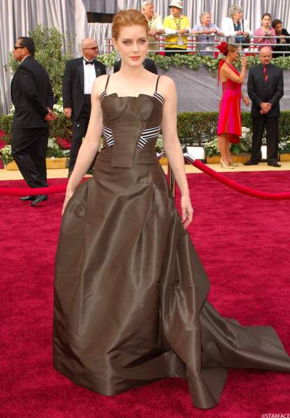 Amy Adams aux Oscars de 2006