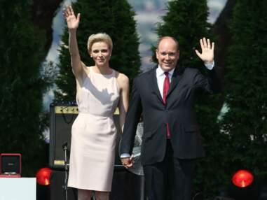 Albert de Monaco ému aux larmes par la déclaration d'amour de Charlène
