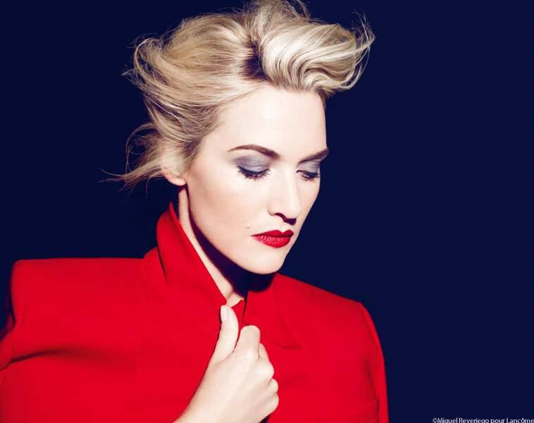 Kate Winslet irradie sur grand écran comme dans la vie.