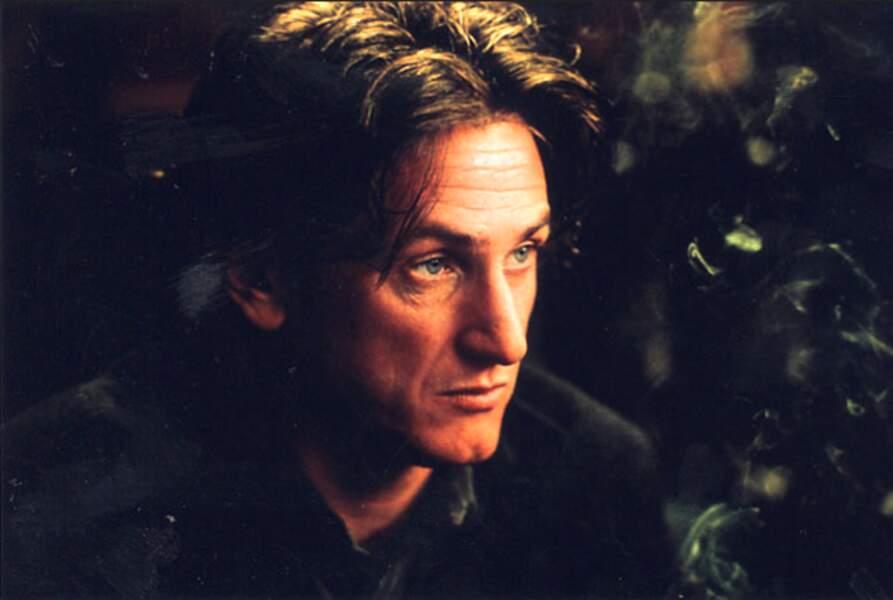"Sean Penn dans ""21 grammes"" en 2004"