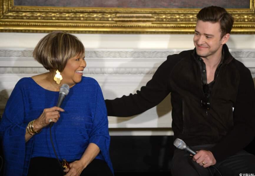 Justin Timberlake, playboy toujours
