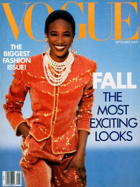 Vogue US, 1989
