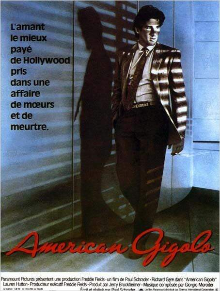 American Gigolo en 1980