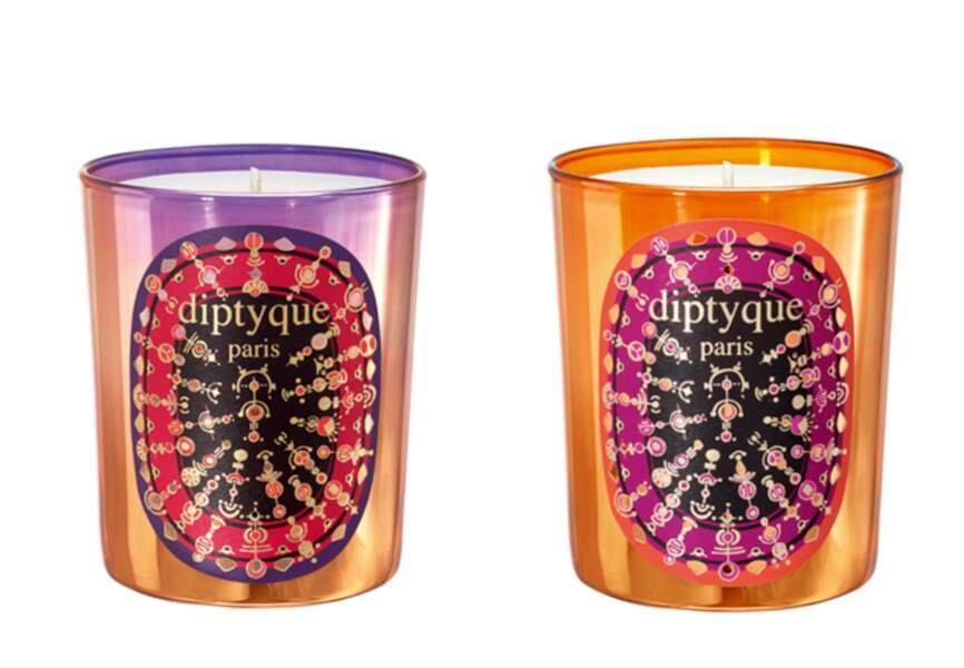 Diptyque – Bougies de Noël 2013 – 52€