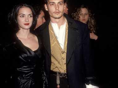 Johnny Depp, toutes ses histoires d'amour
