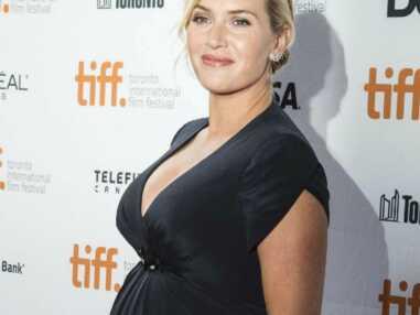 Kate Winslet enceinte et glamour au Festival de Toronto