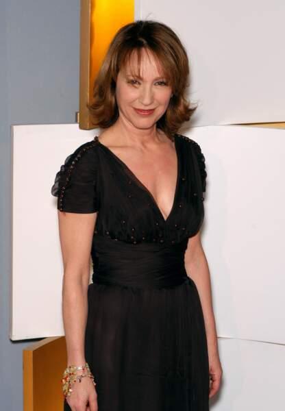 Nathalie Baye aux César en 2003
