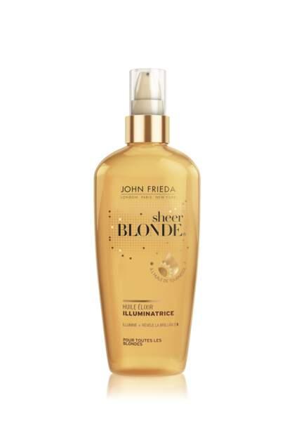 Huile Elixir Illuminatrice, John Frieda, Sheer Blonde